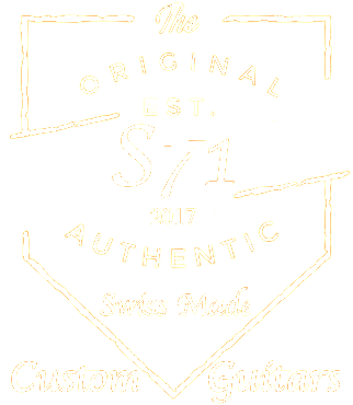 S71Guitars Logo