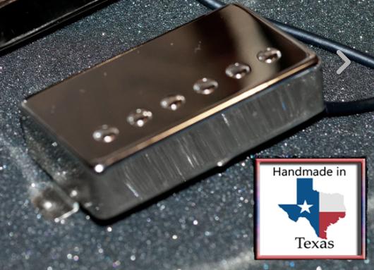 Collins Handwound in Texas Pickups